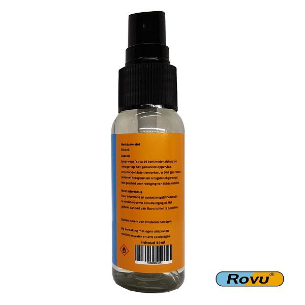 Schoonmaak spray Rovu Reiniging